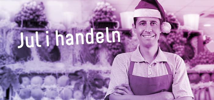 Julen är den bästa tiden för detaljhandeln: