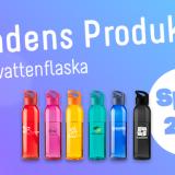 Sirius vattenflaska - månadens produkt